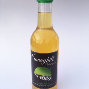Apple juice made in oxford