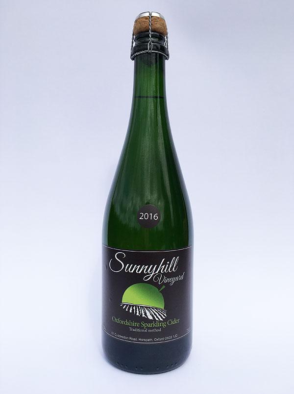 Oxfordshire Sparkling Cider